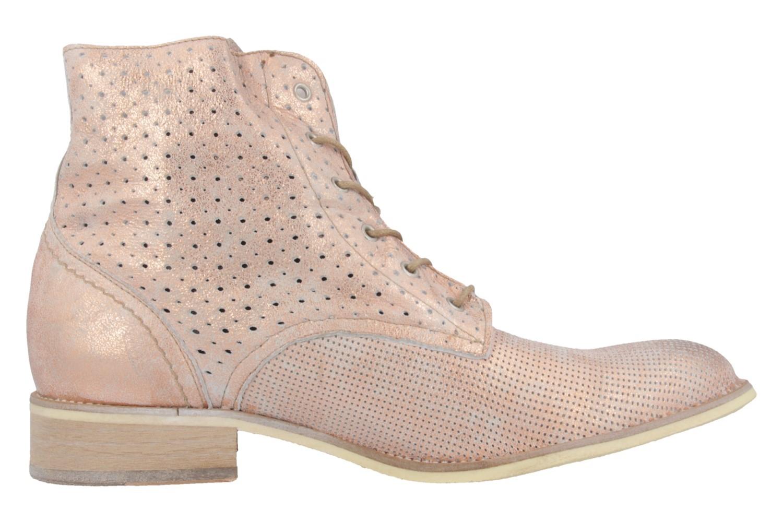 Mustang Shoes Boots in Übergrößen Pink 2856-502-555 große Damenschuhe – Bild 3