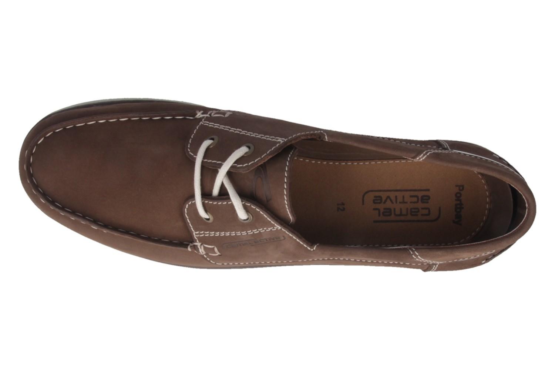 CAMEL ACTIVE - Portbay - Herren Halbschuhe - Braun Schuhe in Übergrößen – Bild 4