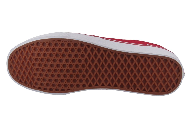 VANS - Atwood - Herren Sneaker - Rot Schuhe in Übergrößen – Bild 5