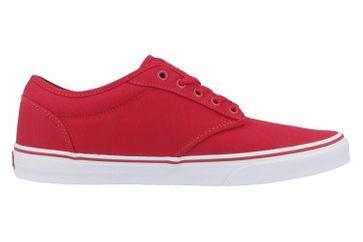 VANS - Atwood - Herren Sneaker - Rot Schuhe in Übergrößen – Bild 3