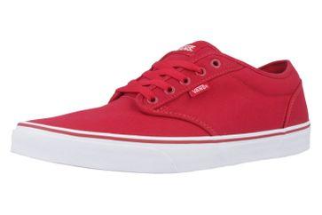 VANS - Atwood - Herren Sneaker - Rot Schuhe in Übergrößen