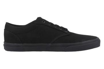 VANS - Atwood - Herren Sneaker - Schwarz Schuhe in Übergrößen – Bild 3