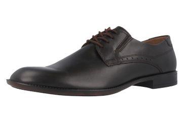 FRETZ MEN - Tosco - Herren Business Schuhe - Braun Schuhe in Übergrößen – Bild 1