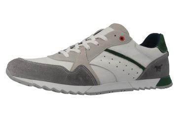 MUSTANG - Herren Sneaker - Grau Schuhe in Übergrößen