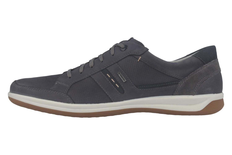 FRETZ MEN - Bern - Herren Halbschuhe - Blau Schuhe in Übergrößen – Bild 2