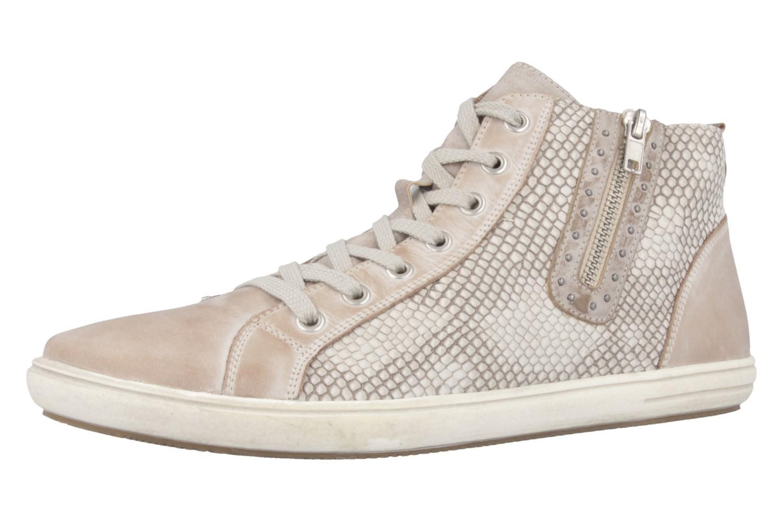 Remonte Sneaker in Übergrößen Beige D9190-42 große Damenschuhe – Bild 1