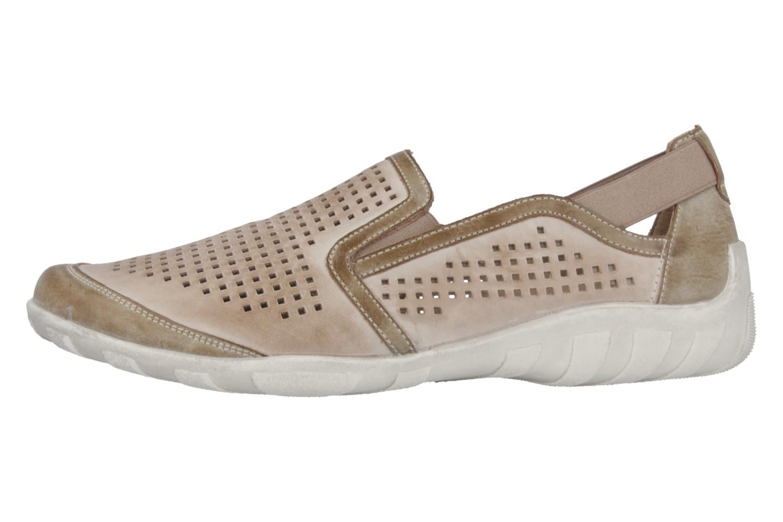 REMONTE - Damen Slipper - Beige Schuhe in Übergrößen – Bild 2