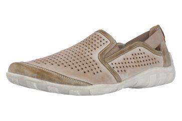 REMONTE - Damen Slipper - Beige Schuhe in Übergrößen – Bild 1