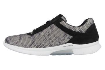 GABOR - Rolling Soft - Damen Sneaker - Grau/Schwarz Schuhe in Übergrößen – Bild 2