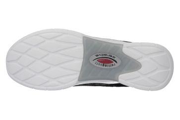 Gabor Sneaker in Übergrößen Grau 46.951.47 große Damenschuhe – Bild 5