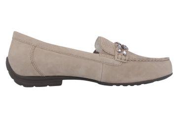 GABOR comfort - Damen Mokassin - Grau Schuhe in Übergrößen – Bild 3
