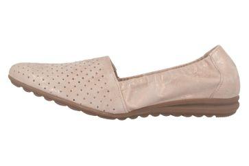 GABOR comfort - Damen Slipper - Rosa Schuhe in Übergrößen – Bild 2