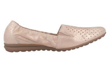 Gabor Slipper in Übergrößen Pink 42.626.94 große Damenschuhe – Bild 3