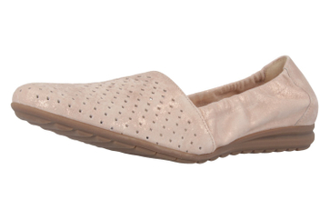 GABOR comfort - Damen Slipper - Rosa Schuhe in Übergrößen – Bild 1