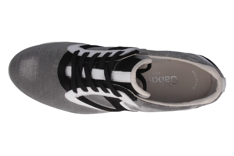 GABOR sport - Damen Sneaker - Silber Schuhe in Übergrößen – Bild 4