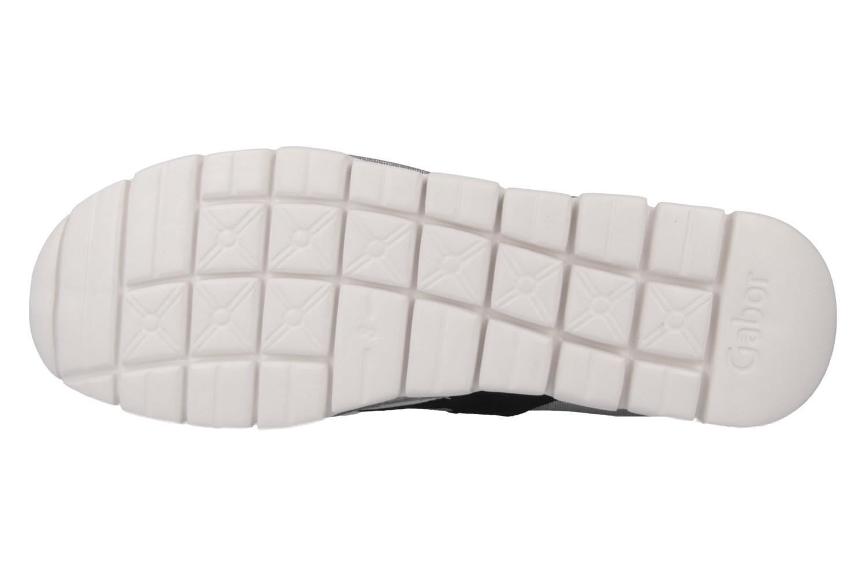Gabor Sneaker in Übergrößen Grau 44.371.49 große Damenschuhe – Bild 5