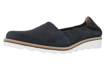 GABOR - Damen Slipper - Blau Schuhe in Übergrößen