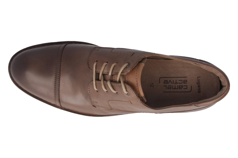 Camel Active Business-Schuhe in Übergrößen Braun 456.11.03 große Herrenschuhe – Bild 4