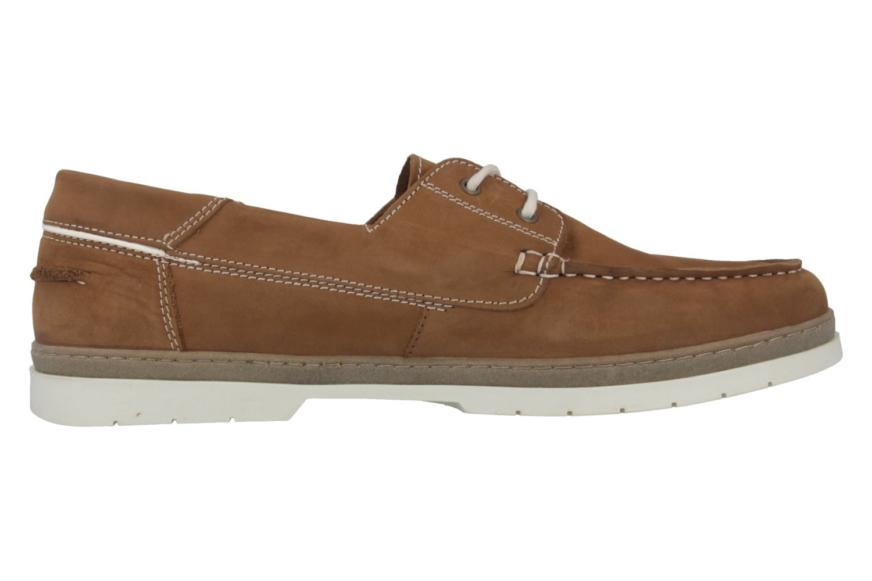 CAMEL ACTIVE - Portbay - Herren Halbschuhe - Braun Schuhe in Übergrößen – Bild 3
