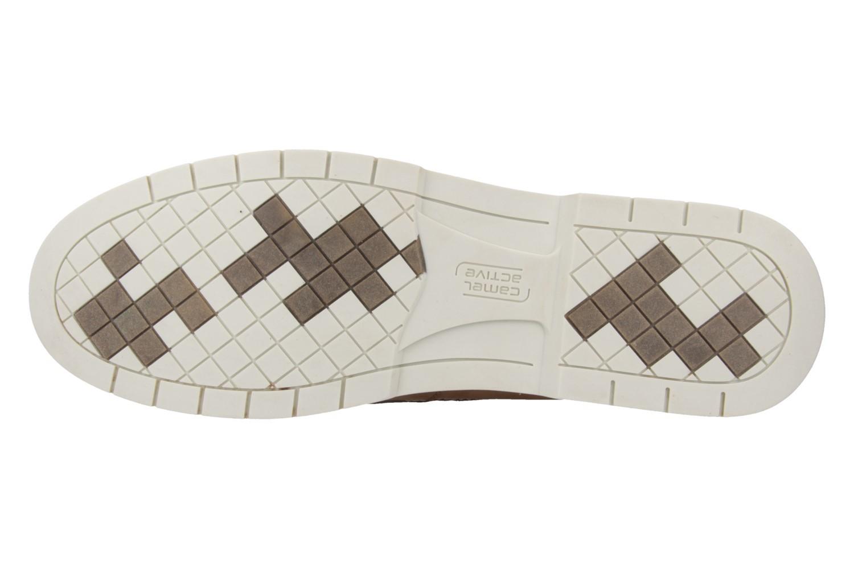 CAMEL ACTIVE - Portbay - Herren Halbschuhe - Braun Schuhe in Übergrößen – Bild 5