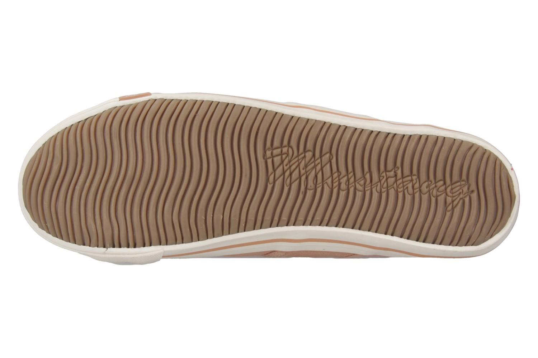 Mustang Shoes Sneaker in Übergrößen Pink 1099-302-630 große Damenschuhe – Bild 5