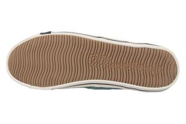 Mustang Shoes Sneaker in Übergrößen Grün 1099-302-760 große Damenschuhe – Bild 5