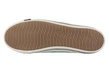 Mustang Shoes Sneaker in Übergrößen Grün 1099-302-702 große Damenschuhe – Bild 5