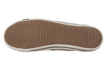 Mustang Shoes Sneaker in Übergrößen Grau 1099-401-22 große Damenschuhe – Bild 5