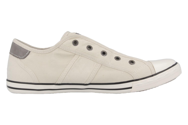 MUSTANG - Damen Sneaker - Weiß Schuhe in Übergrößen – Bild 3