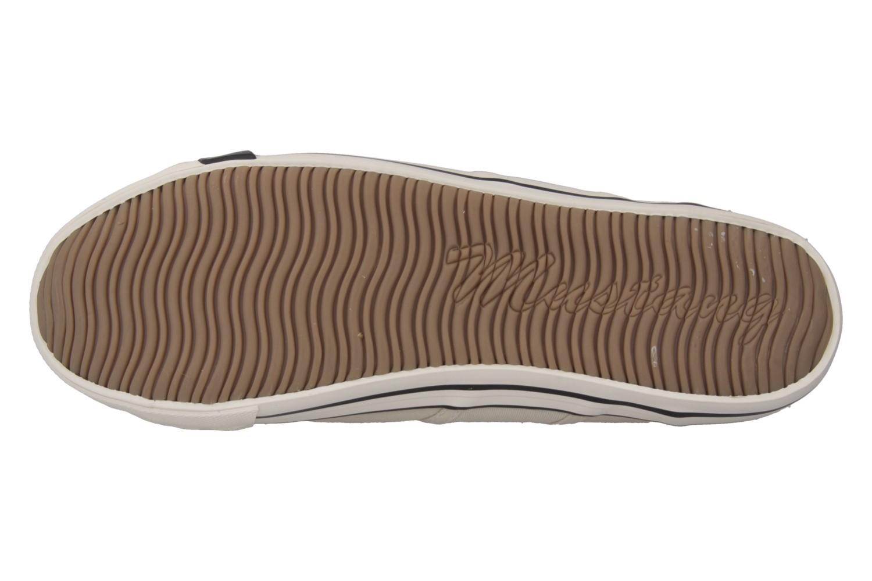 Mustang Shoes Sneaker in Übergrößen Grau 1099-401-203 große Damenschuhe – Bild 5