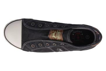 Mustang Shoes Sneaker in Übergrößen Schwarz 1099-401-9 große Damenschuhe – Bild 4