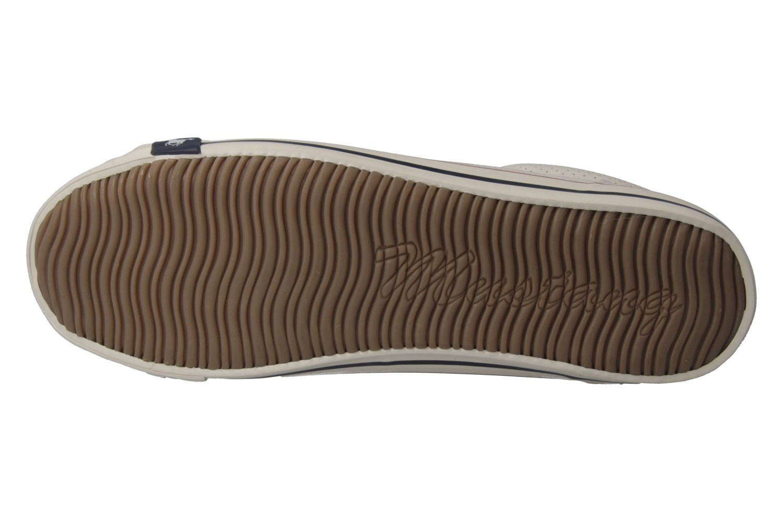 Mustang Shoes Sneaker in Übergrößen Weiß 1099-304-17 große Damenschuhe – Bild 6