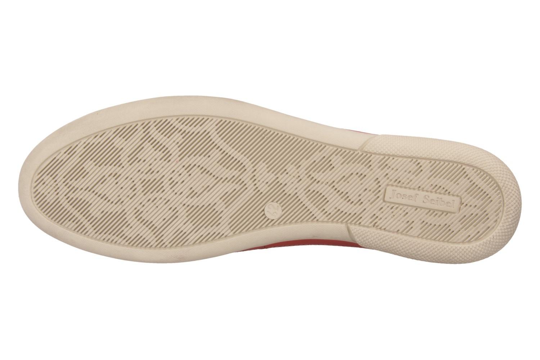 JOSEF SEIBEL - Ciara 01 - Damen Sneaker - Rot Schuhe in Übergrößen – Bild 5