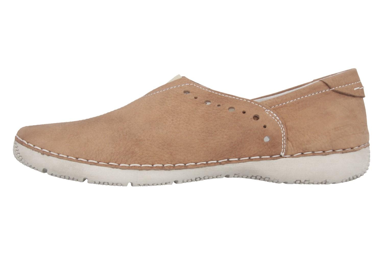 JOSEF SEIBEL - Antje 03 - Damen Slipper - Braun Schuhe in Übergrößen – Bild 2