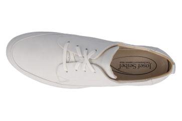 JOSEF SEIBEL - Ciara 01 - Damen Sneaker - Weiß Schuhe in Übergrößen – Bild 4