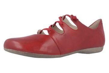 Josef Seibel Fiona 04 Ballerinas in Übergrößen Rot 87204 971 396 große Damenschuhe