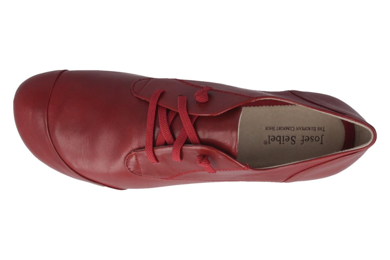 Josef Seibel Halbschuhe in Übergrößen Rot 87201 971 396 große Damenschuhe – Bild 4