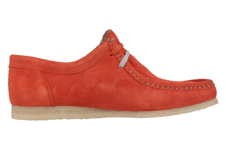 SIOUX - Grashopper - Damen Halbschuhe - Orange Schuhe in Übergrößen – Bild 3