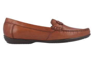 SIOUX - Cosetta - Damen Mokassin - Braun Schuhe in Übergrößen – Bild 3
