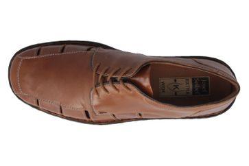JOSEF SEIBEL - Bradfjord 34 - Herren Halbschuhe - Braun Schuhe in Übergrößen – Bild 4