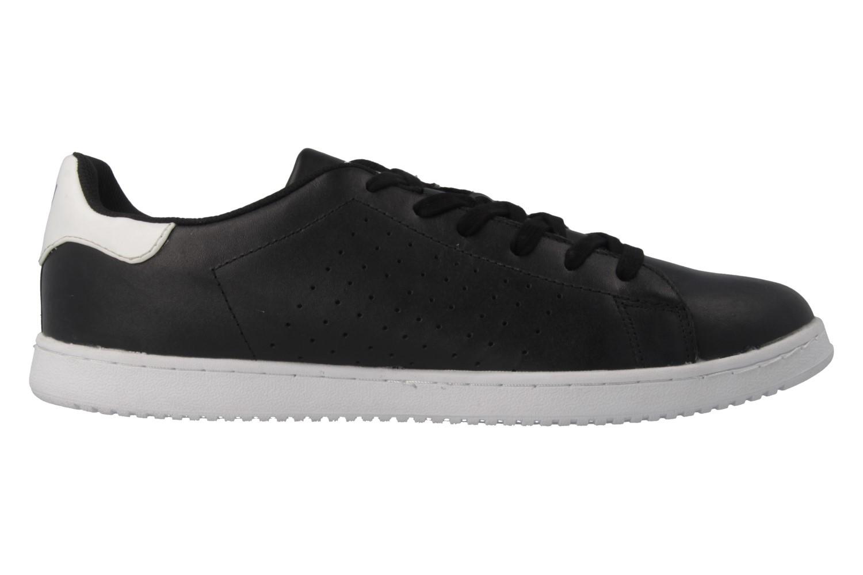 Boras Sneaker in Übergrößen Weiß 3208-0145 große Herrenschuhe – Bild 3