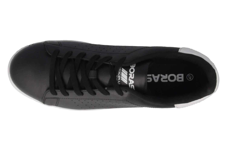 Boras Sneaker in Übergrößen Weiß 3208-0145 große Herrenschuhe – Bild 5