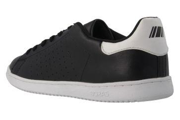 SALE - BORAS - Baseline - Herren Sneaker - Schwarz Schuhe in Übergrößen – Bild 2
