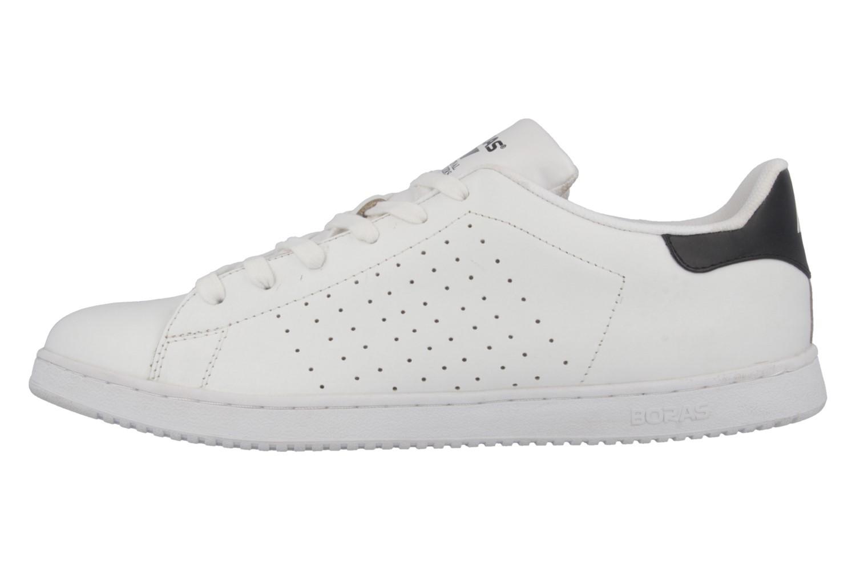 SALE - BORAS - Baseline - Herren Sneaker - Weiß Schuhe in Übergrößen – Bild 2