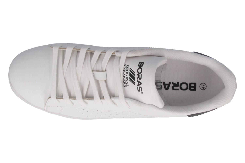 SALE - BORAS - Baseline - Herren Sneaker - Weiß Schuhe in Übergrößen – Bild 4