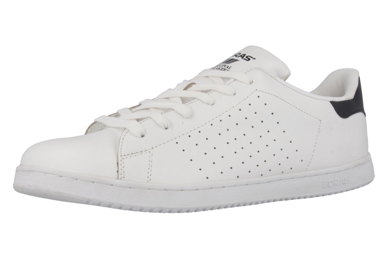 Boras Sneaker in Übergrößen Weiß 3208-0066 große Herrenschuhe – Bild 1