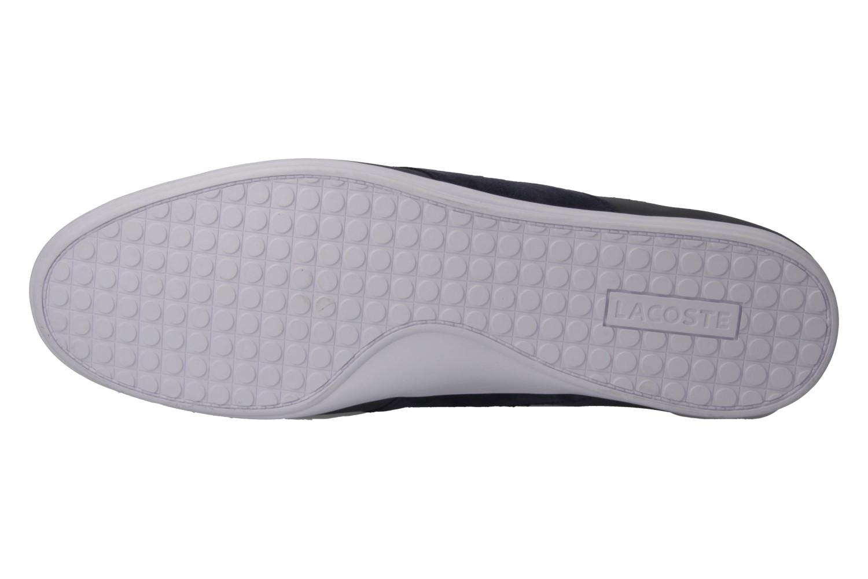 LACOSTE - Turnier 216 - Herren Sneaker - Blau Schuhe in Übergrößen – Bild 6
