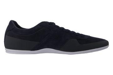 Lacoste Sneaker in Übergrößen Blau 7-31CAM0157003 große Herrenschuhe – Bild 3