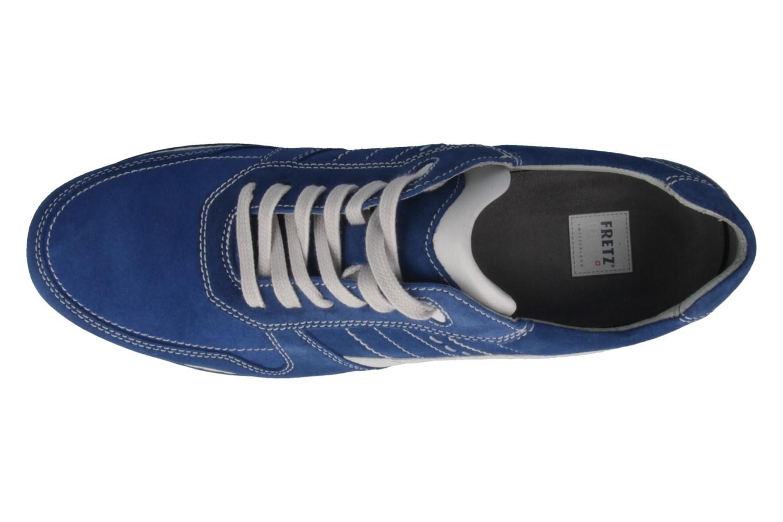FRETZ MEN - Tornado - Herren Halbschuhe - Blau Schuhe in Übergrößen – Bild 4