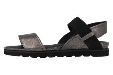 Josef Seibel Jolien 05 Sandalen in Übergrößen Silber 92305 38 649 große Damenschuhe – Bild 2